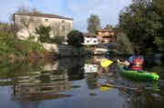 Canoe touring or kayak touring is relaxing, fun and a great way to see nature and the countryside