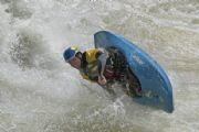 Freestyle canoeing & kayaking is all about big tricks