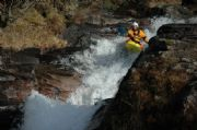 Whitewater kayaking is exciting, challenging and fun